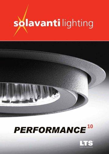 Light heads - Solavanti Lighting