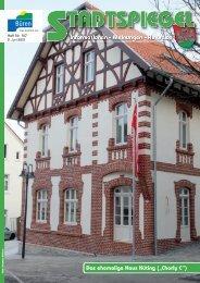 Stadtspiegel Nr. 147 - CDU Büren