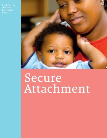 Secure Attachment - Ounce of Prevention Fund