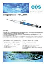 Multiparameter TROLL 9500 - ccs-wildberg.de