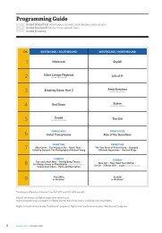 1 2 3 4 5 6 7 8 9 Programming Guide