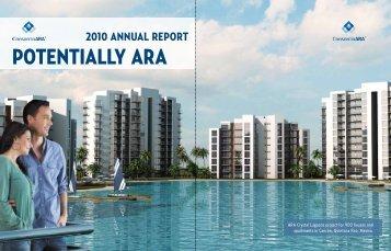 2010 AnnuAl report - Lacp.com