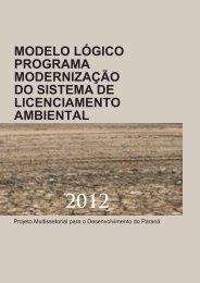 Modernização do Sistema de Licenciamento Ambiental - Ipardes