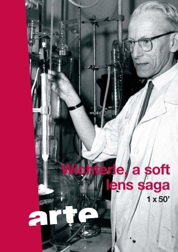 Wichterle, a soft lens saga