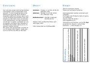 Einleitung Daten Equipe Anmeldung - Pfadi Säuliamt