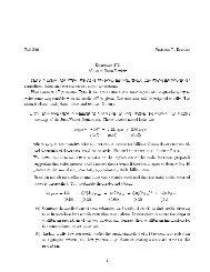 Fall 2001 Professor R. Koenker Economics 472 Midterm Exam ...