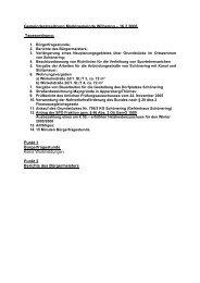 2006. 02. 16 - .PDF - Gemeinde Wilhering