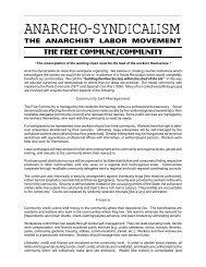 The Free Commune/Community - Zine Library