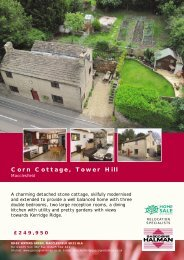 Corn Cottage, Tower Hill