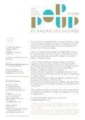 le dossier de presse - Galerie des Galeries - Page 2