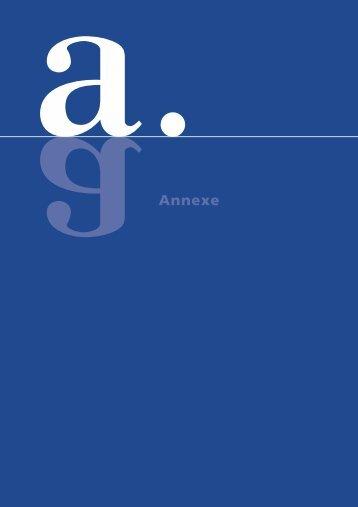 Annexe - World Water Council