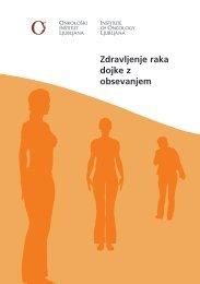 Zdravljenje raka dojke z obsevanjem - Onkološki inštitut