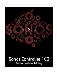 Sonos Controller 100 - Almando