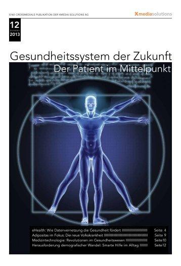Gesundheitssystem der Zukunft - Kanton St. Gallen