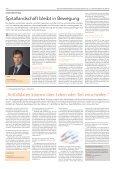 Gesundheitssystem der Zukunft - Kanton St. Gallen - Seite 6