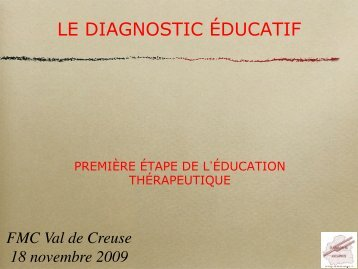 Diagnostic Educatif