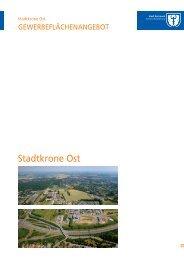 Stadtkrone Ost - Wirtschaftsförderung Dortmund