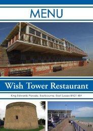 Download the Wish Tower Menu - UK Restaurant Menus