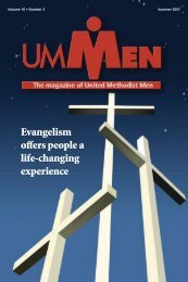 Spring 2007, No. 2 - United Methodist Men