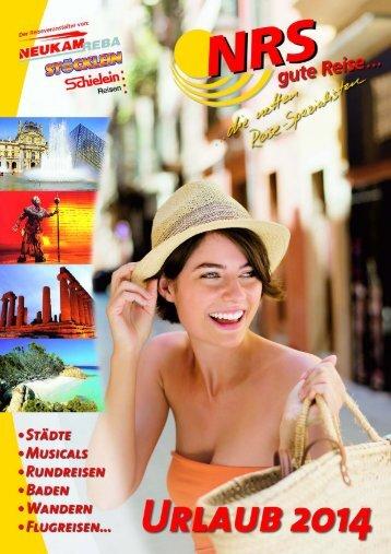 Städtereisen - NRS Gute Reise