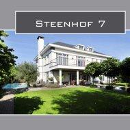 Brochure Steenhof 7 30-9.indd - Schonck, Schul & Compagnie