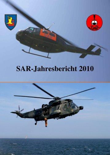 SAR-Jahresbericht 2010 - SAR - Leitstelle Münster (RCC Münster)