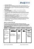 Lernzielvereinbarung im Praxissemester - Fachhochschule Erfurt - Page 3