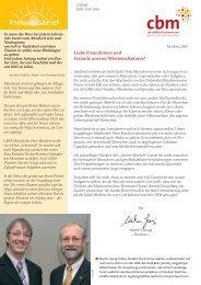 Peter Borchert hilft blinden Menschen in Uganda - Christoffel ...