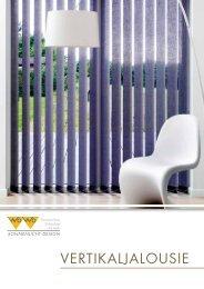 Vertikaljalousie - Wo&Wo;