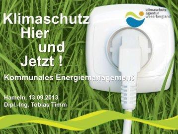 Dorfmuseum Tündern Energiekonzept - Bioenergieregion ...