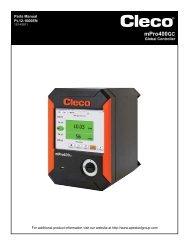 Model: mPro400GC-P - Apex Tool Group