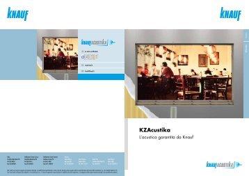 KZAcustica - Knauf