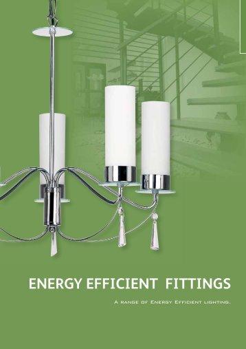 ENERGY EFFICIENT FITTINGS - WF Senate