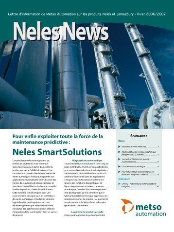 Neles SmartSolutions - Metso
