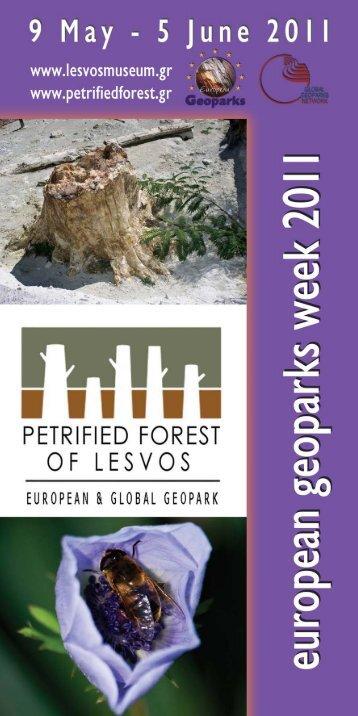European Geoparks Week 2011
