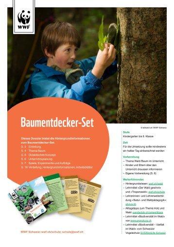 Baumentdecker-Set - WWF Schweiz