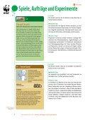 Baumentdecker-Set - WWF Schweiz - Page 7