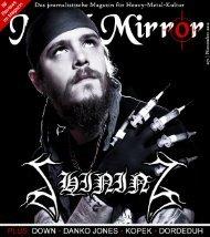 Shining, Danko Jones, Dordeduh, Down, Kopek ... - Metal Mirror