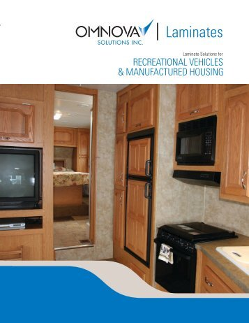 recreational vehicles & manufactured housing - Omnova