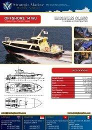 offshore 14 wj - Strategic Marine