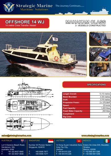 offshore 14 wj - Strategic Marine