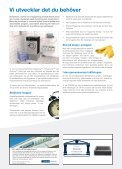 Utrustning för professionell tvätt av textilier - Podab - Page 3