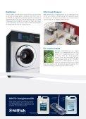 Utrustning för professionell tvätt av textilier - Podab - Page 4