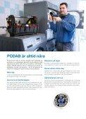 Utrustning för professionell tvätt av textilier - Podab - Page 5