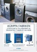 Utrustning för professionell tvätt av textilier - Podab - Page 6