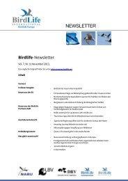 NEWSLETTER - LBV