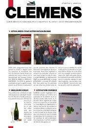 Janvier 2010 - Clemens Gmbh & Co. KG
