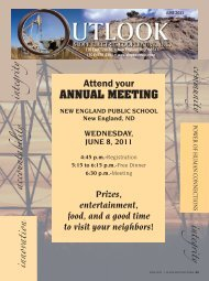 June - Slope Electric Cooperative