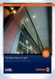 The New Class of Light - Osram