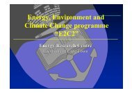 a Powerpoint presentation on the work of this group - erc - University ...